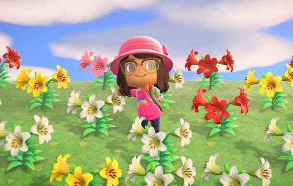 Animal Crossing Items islands they pop up