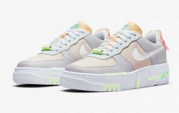 """The Nike Air Force 1 Pixel """"Have A Good Game"""" Releasing Soon"""