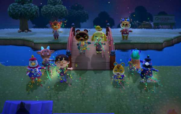 I inadvertently took a month-long wreck from Animal Crossing: New Horizons