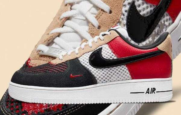 DO6113-100 Nike Air Force 1 Alter And Reveal Coming for Fall Season